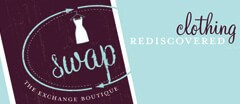 Swap Womens Consignment logo