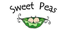 Sweat Peas Childrens Consignment logo