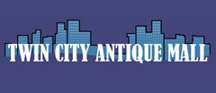 Twin City Antique Mall logo