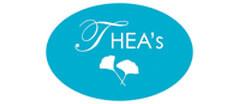 Thea's Vintage Living Antique logo