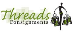 Threads Consignments Womens Consignment logo