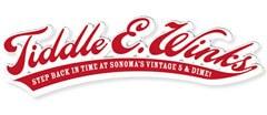 Tiddle E. Winks Vintage logo