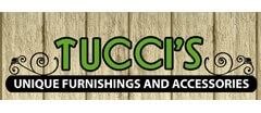 Tucci's Unique Furnishings and Accessories Furniture Consignment logo