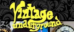 Vintage Underground Vintage shop