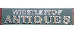 Whistlestop Antiques Antique logo