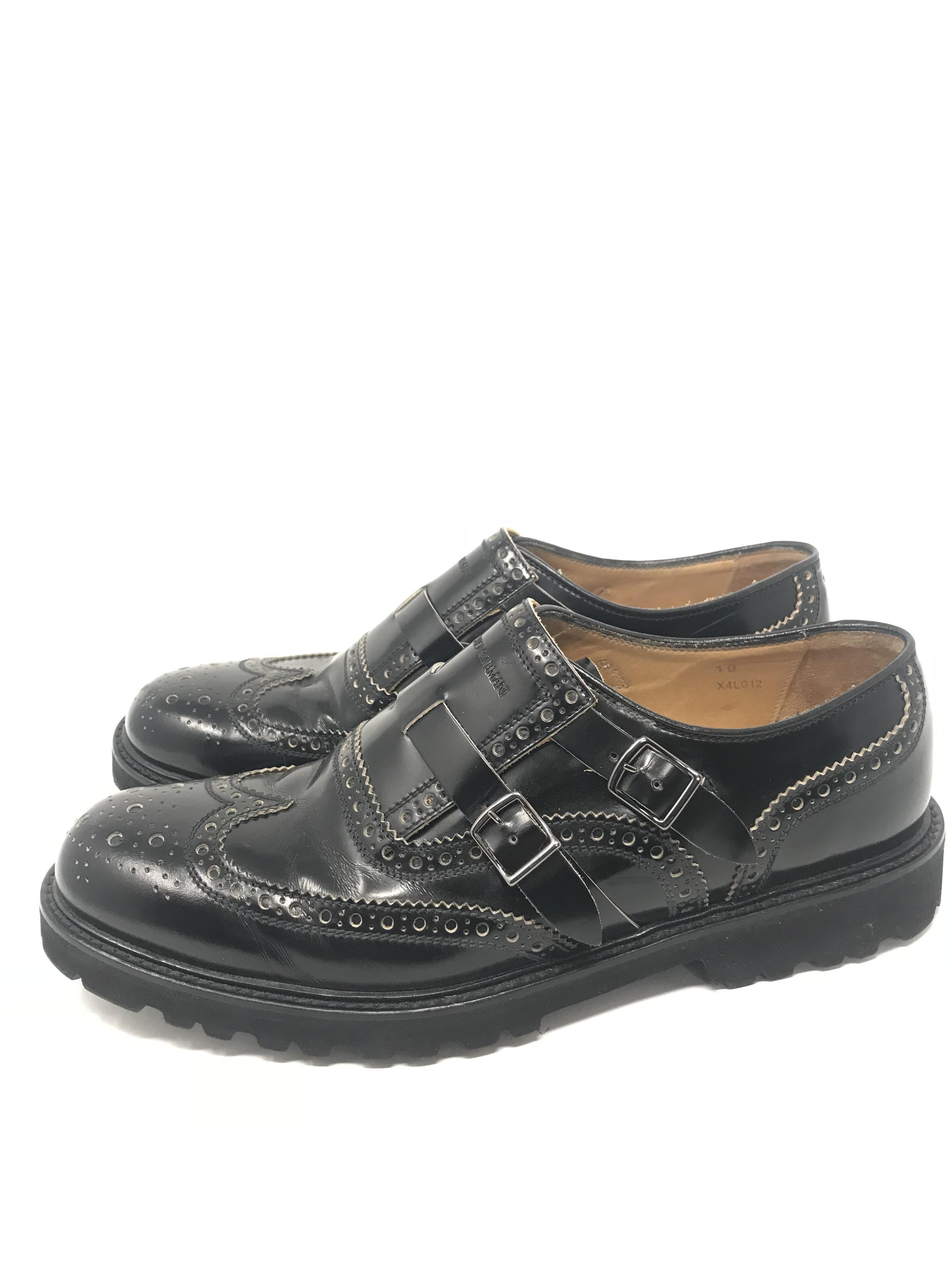 Armani Shoes Price: $136.99