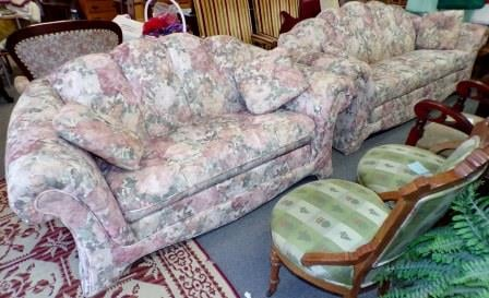 Sofa & Loveseat made by Lazyboy Upholstery, Sofas, Chaises Price: $250.00