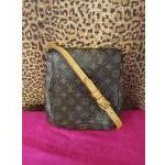 Louis Vuitton~ Monogram, Musette Flapbag, Shoulderbag. For Sale