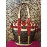 Louis Vuitton~ Monogram, Red Patent Leather. For Sale