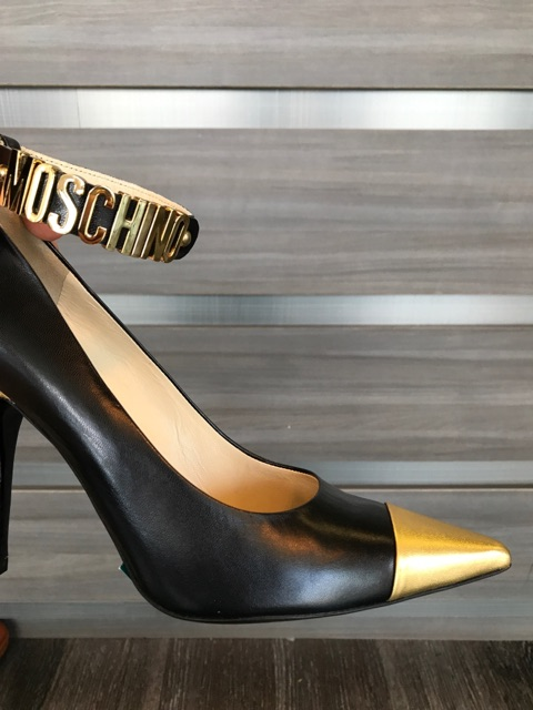 MOSCHINO Shoes Price: $299.99