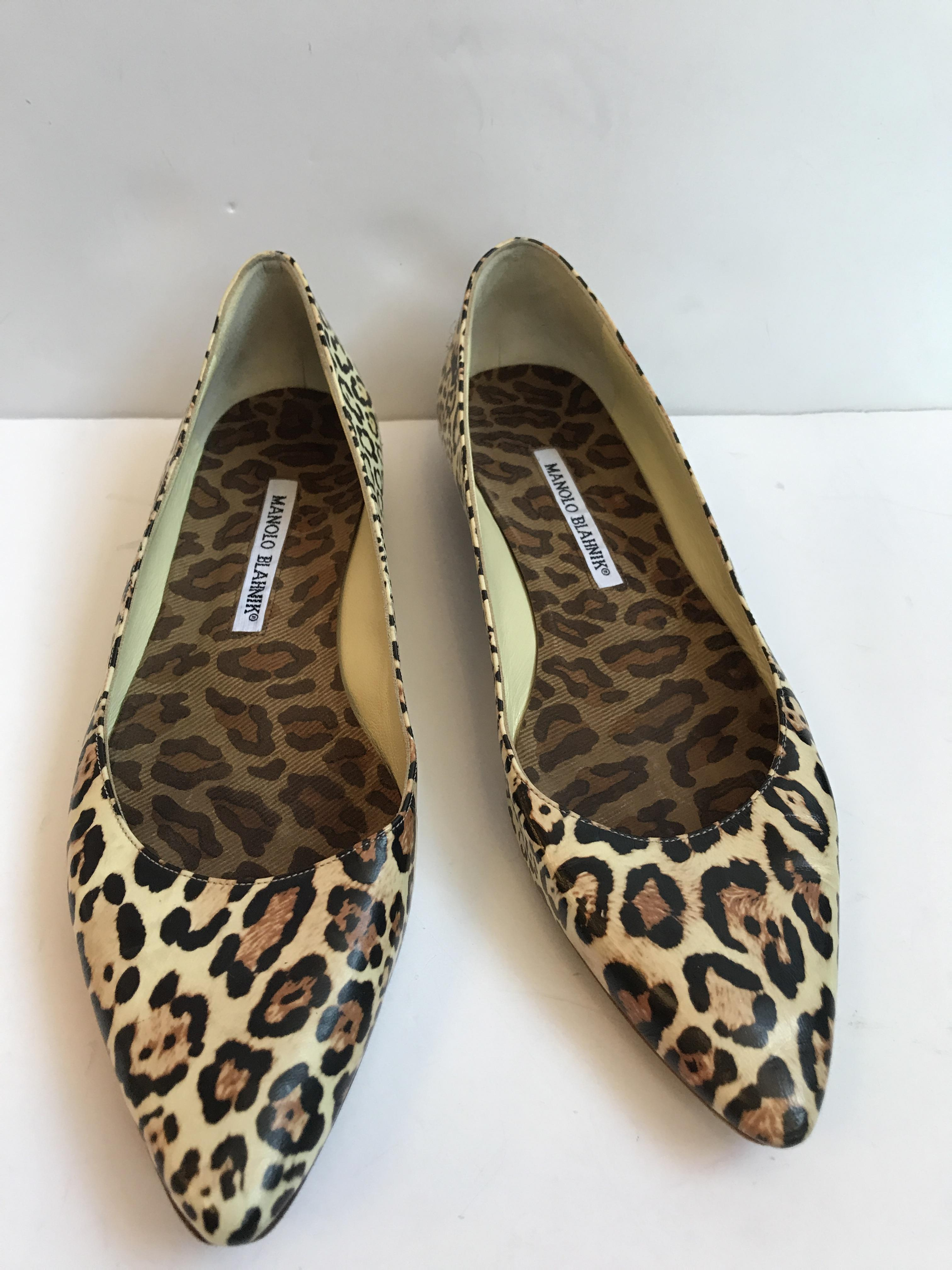 Manolo Blahnik Shoes Price: $136.99