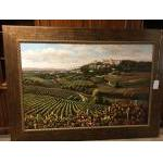Country side painting For Sale