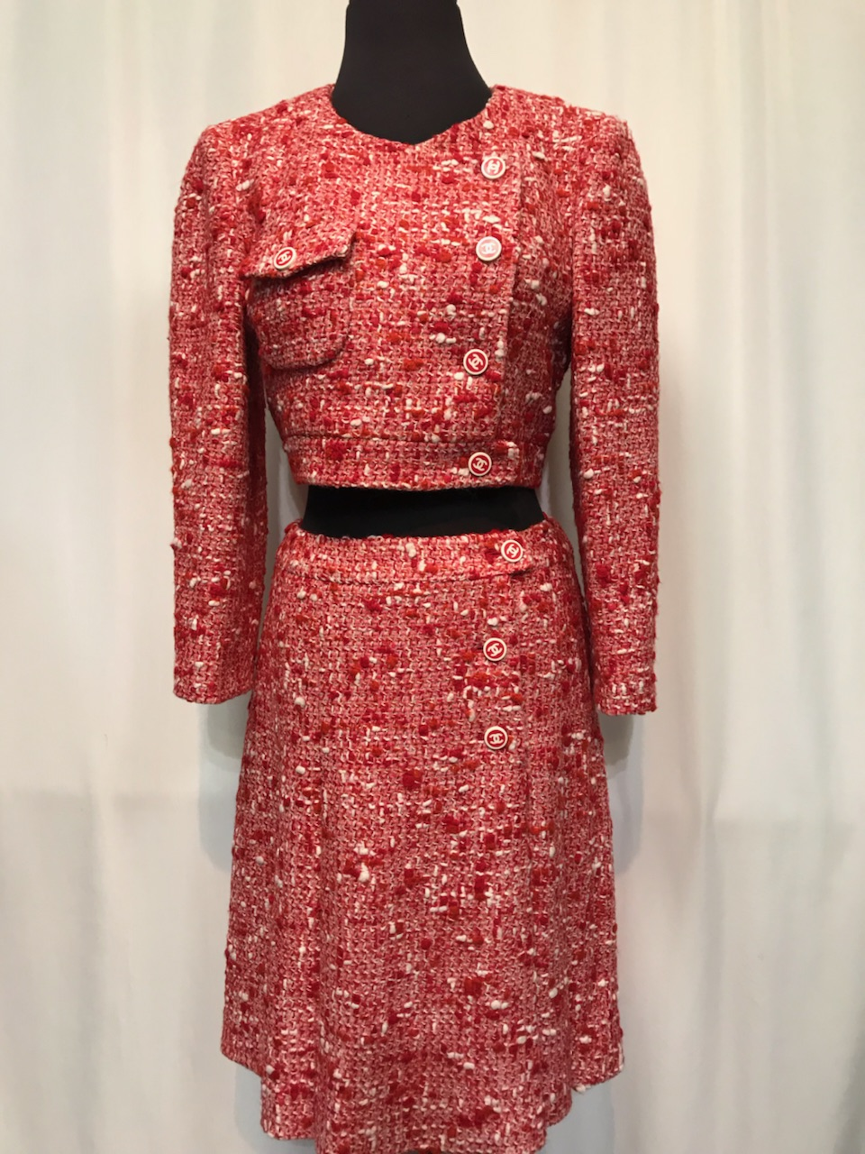 CHANEL Dresses, Gowns, Skirts Price: $1199.99