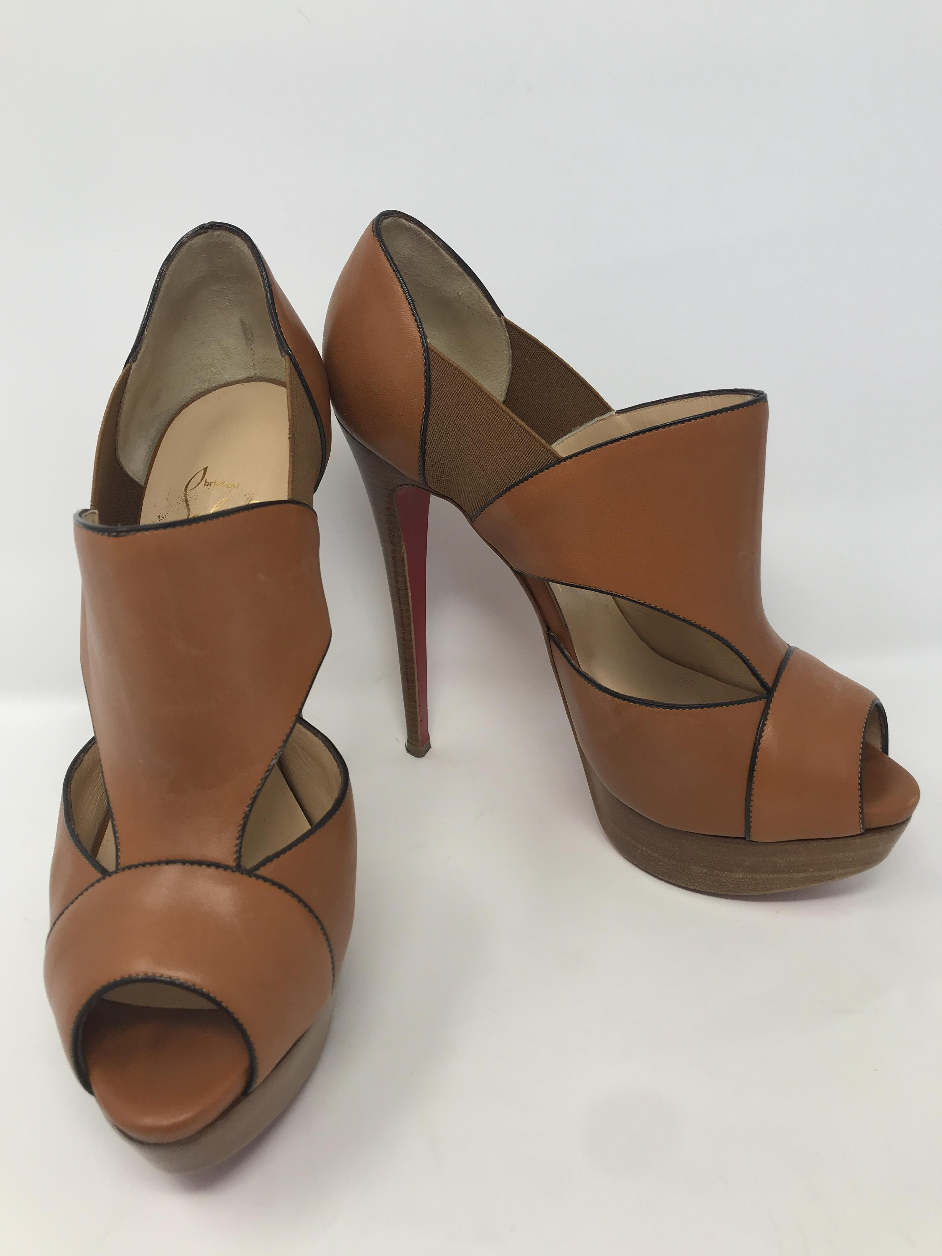 Louboutin leather AS Shoes Price: $298.99