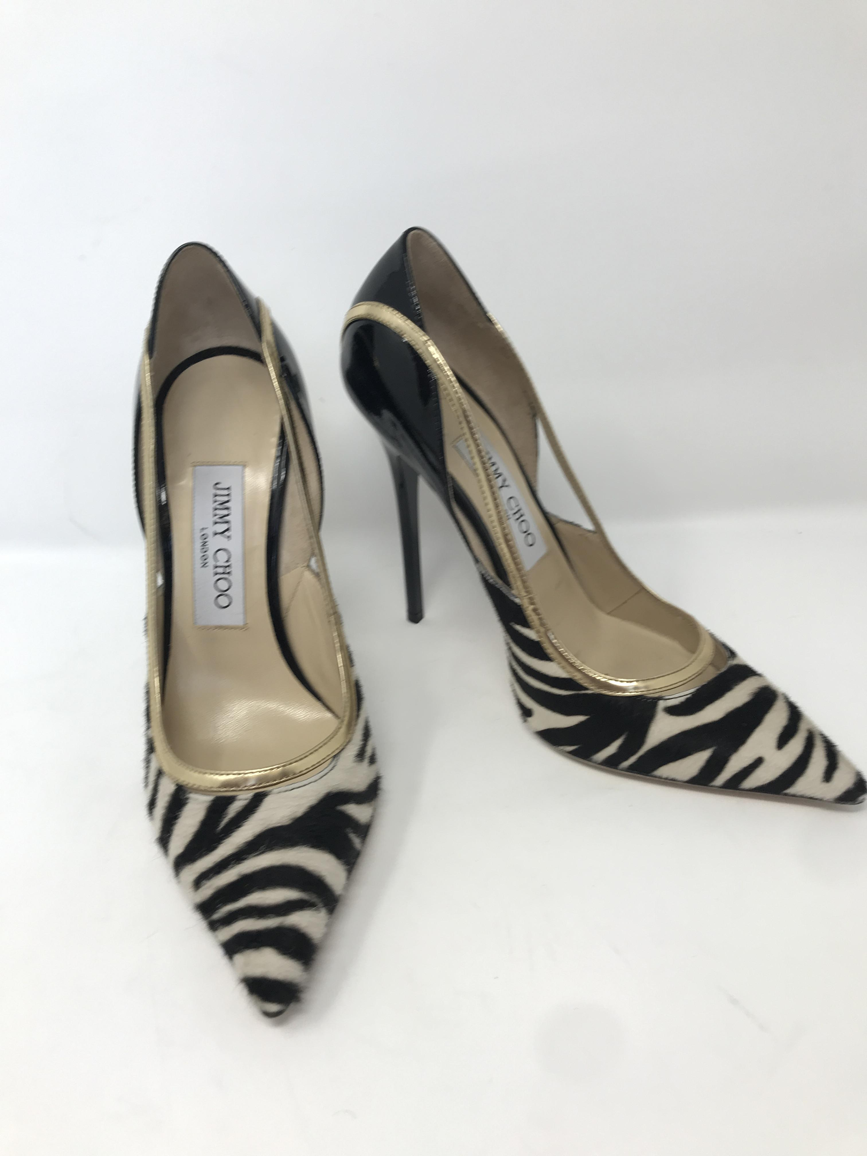 Jimmy Choo zebra Purses, Handbags Price: $299.99