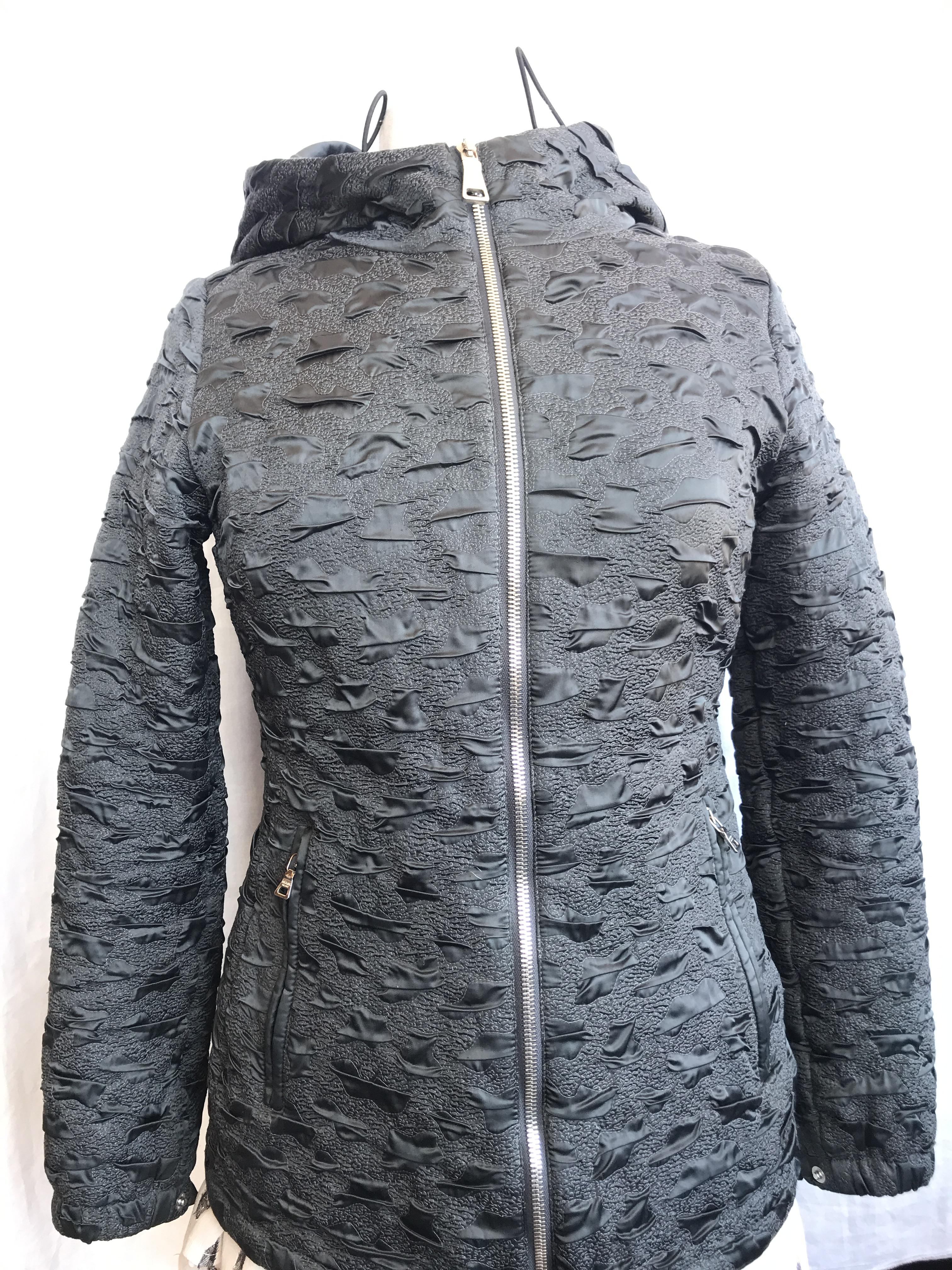 Prada textured Jackets, Coats, Outerwear Price: $389.99