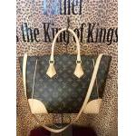 SOLD! Louis Vuitton ~ Monogram,  Phoenix, Double Handle  Tote w/ Shoulder Strap, Magnetic Closure. For Sale