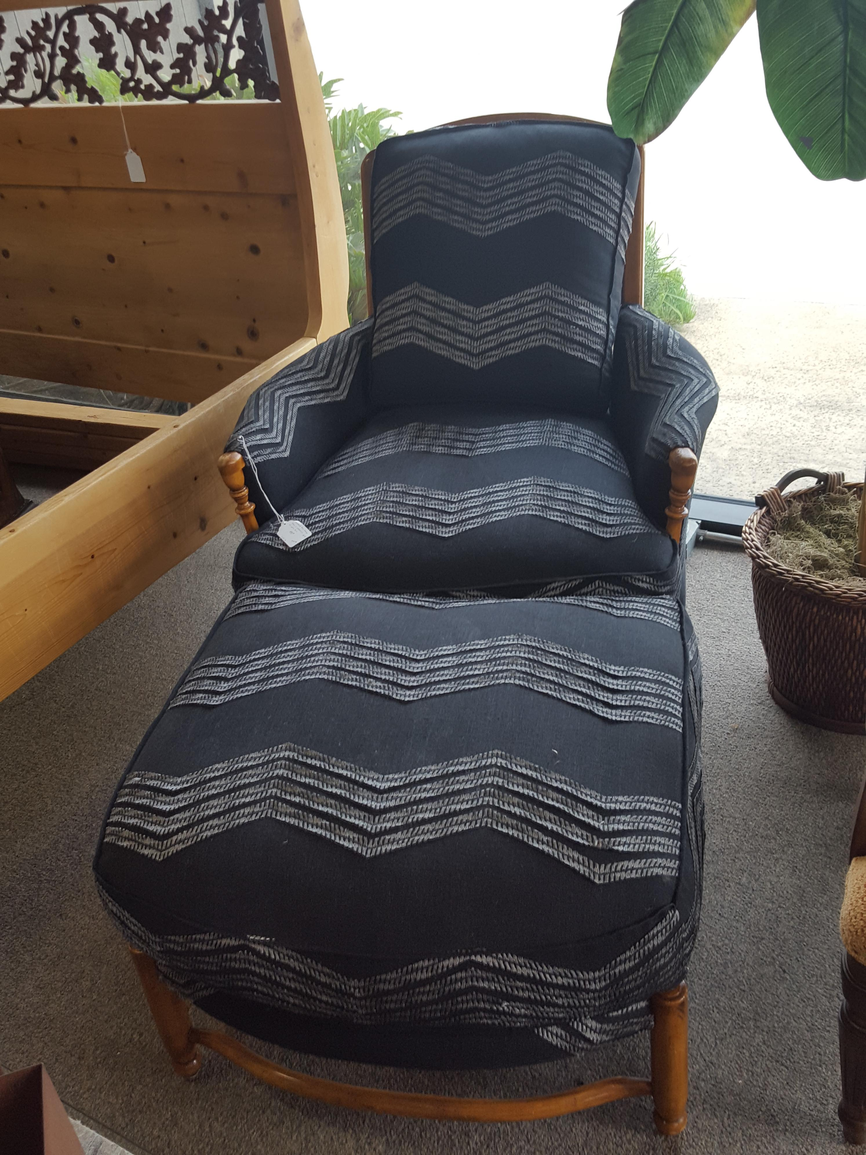 Upholstered lounge chair with matching Chairs, Benches, Stools Price: $495.00