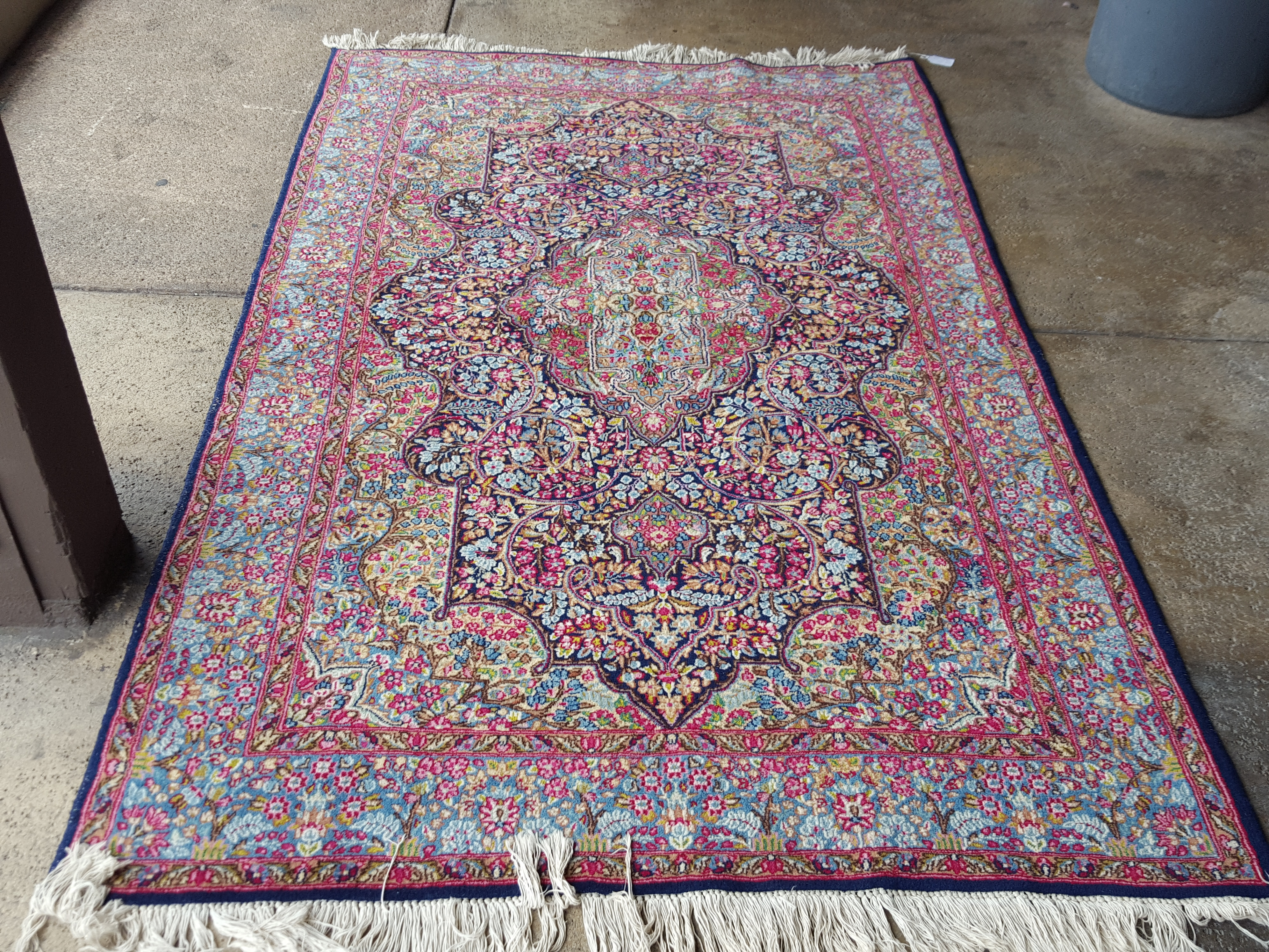 Approximately 6x9 stunning Persian Rugs Price: $2900.00