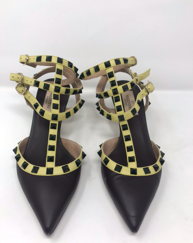 Valentino rock Shoes Price: $367.99