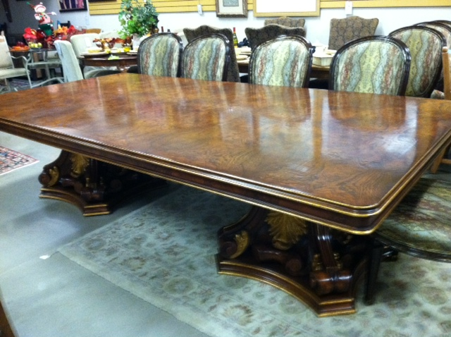 Maitland Smith Dining table 8 Dining Price: $4999.00